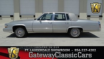 1990 Cadillac Brougham for sale 100871691