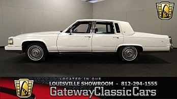 1990 Cadillac Brougham for sale 100986088
