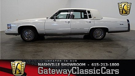 1990 Cadillac Brougham for sale 100852677