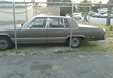 1990 Cadillac Brougham for sale 100869213