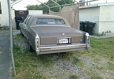 1990 Cadillac Brougham for sale 100878004