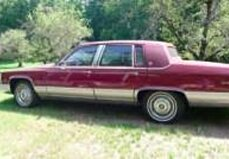 1990 Cadillac Brougham for sale 100891543