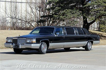 1990 Cadillac Brougham for sale 100961689