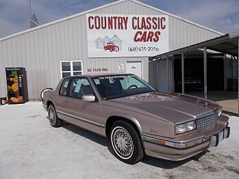 1990 Cadillac Eldorado for sale 100811989