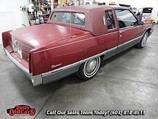 1990 Cadillac Fleetwood Coupe for sale 100731469