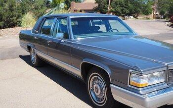 1990 Cadillac Fleetwood Sedan for sale 100789126