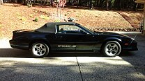 1990 Chevrolet Camaro IROC-Z Convertible for sale 100924473