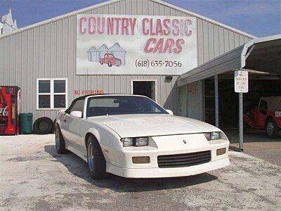 1990 Chevrolet Camaro for sale 100748354