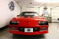 1990 Chevrolet Camaro IROC-Z Convertible for sale 100959406