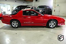 1990 Chevrolet Camaro IROC-Z Coupe for sale 101038131