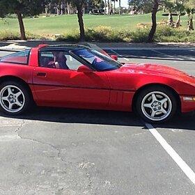 1990 Chevrolet Corvette ZR-1 Coupe for sale 100745877