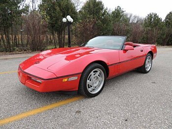 1990 Chevrolet Corvette Convertible for sale 100755042