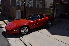 1990 Chevrolet Corvette Coupe for sale 100768547