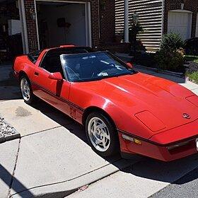 1990 Chevrolet Corvette Coupe for sale 100768547