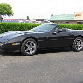 1990 Chevrolet Corvette for sale 100773288
