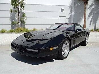 1990 Chevrolet Corvette ZR-1 Coupe for sale 100788860