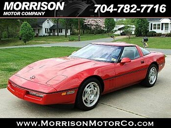 1990 Chevrolet Corvette ZR-1 Coupe for sale 100020826