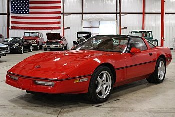 1990 Chevrolet Corvette ZR-1 Coupe for sale 100869200