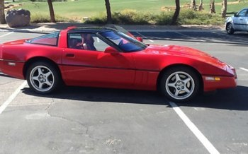 1990 Chevrolet Corvette ZR-1 Coupe for sale 100745877