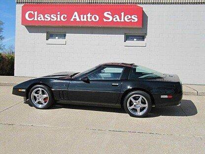 1990 Chevrolet Corvette ZR-1 Coupe for sale 100751810