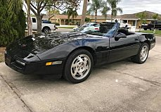 1990 Chevrolet Corvette for sale 100844309