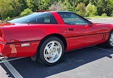 1990 Chevrolet Corvette Coupe for sale 100853856