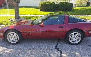 1990 Chevrolet Corvette Coupe for sale 100869613