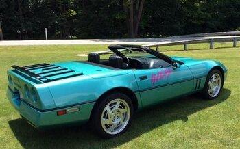 1990 Chevrolet Corvette Convertible for sale 100887976