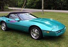 1990 Chevrolet Corvette Convertible for sale 100912174