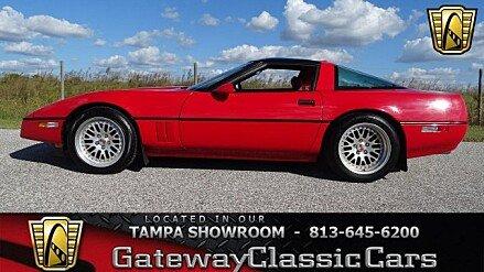 1990 Chevrolet Corvette ZR-1 Coupe for sale 100924056