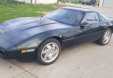 1990 Chevrolet Corvette Coupe for sale 100957571