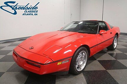 1990 Chevrolet Corvette Coupe for sale 100963258