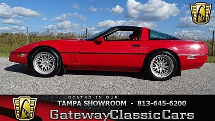 1990 Chevrolet Corvette ZR-1 Coupe for sale 100964708