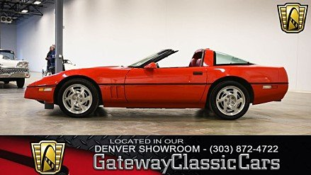 1990 Chevrolet Corvette ZR-1 Coupe for sale 100965308