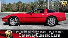 1990 Chevrolet Corvette Coupe for sale 100966658