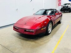 1990 Chevrolet Corvette Coupe for sale 100982865