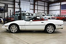 1990 Chevrolet Corvette Convertible for sale 100983834