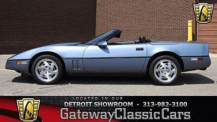 1990 Chevrolet Corvette for sale 101010251