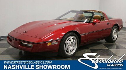 1990 Chevrolet Corvette ZR-1 Coupe for sale 101050881