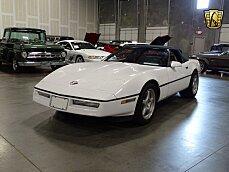 1990 Chevrolet Corvette Convertible for sale 101052423