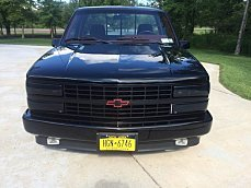 1990 Chevrolet Silverado 1500 for sale 100908309