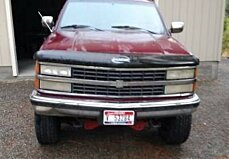 1990 Chevrolet Silverado 1500 4x4 Regular Cab for sale 100927455