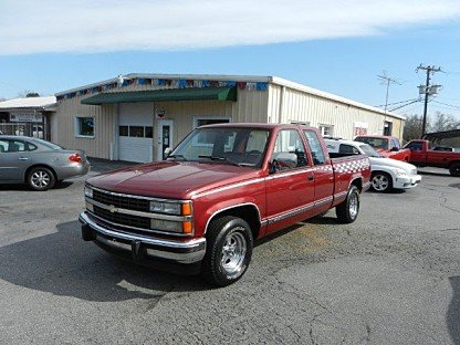1990 Chevrolet Silverado 1500 2WD Extended Cab for sale 100967721