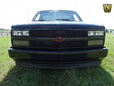 1990 Chevrolet Silverado 1500 2WD Regular Cab 454 SS for sale 101028098