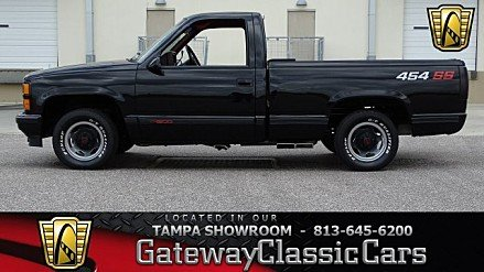 1990 Chevrolet Silverado and other C/K1500 2WD Regular Cab 454 SS for sale 100758144