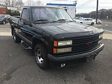 1990 Chevrolet Silverado and other C/K1500 2WD Regular Cab 454 SS for sale 100857560