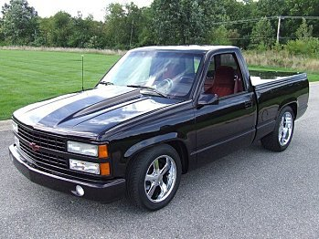1990 Chevrolet Silverado and other C/K1500 2WD Regular Cab 454 SS for sale 100805906