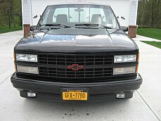 1990 Chevrolet Silverado and other C/K1500 2WD Regular Cab 454 SS for sale 100882204