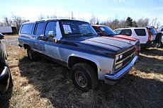 1990 Chevrolet Suburban 4WD for sale 100289767