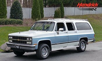 1990 Chevrolet Suburban 4WD for sale 100835710